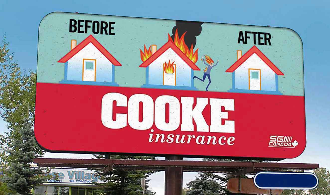 Cooke Insurance - Before & After