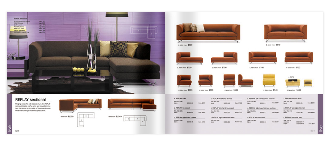 Eq3 furniture catalog roberutsu for Furniture catalogue